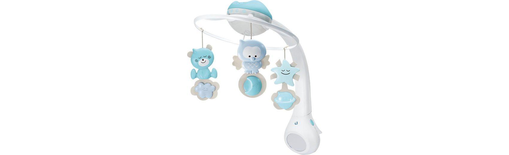 BKids 3 in 1 Musikmobile mit Traumlampe, blau