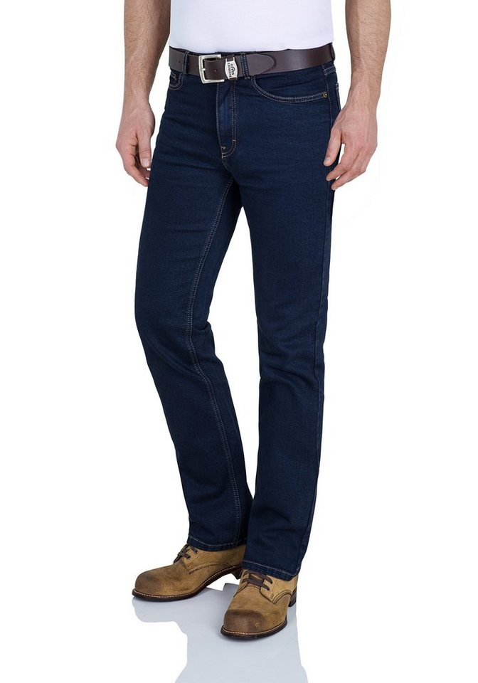 PADDOCK'S 5-Pocket Stretch Jeans »RANGER« in blue/black