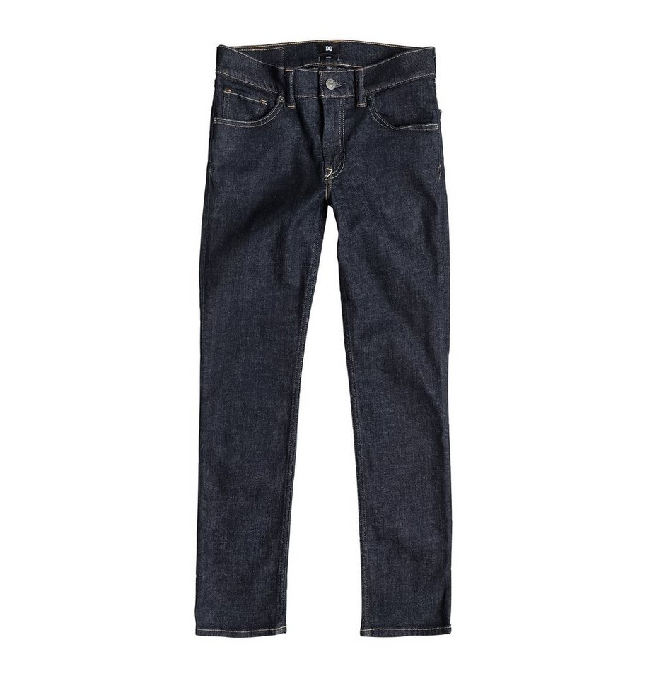 DC Shoes jean »Worker Slim Fit Indigo Rinse« in Indigo rinse