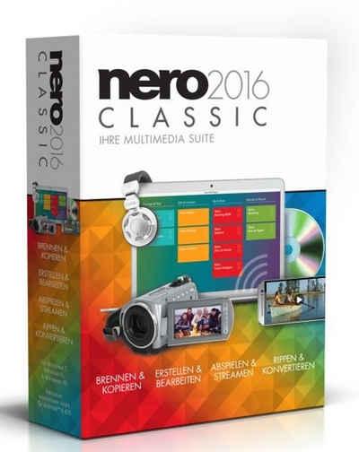Koch Media Software »Nero 2016 Classic« Sale Angebote Guteborn