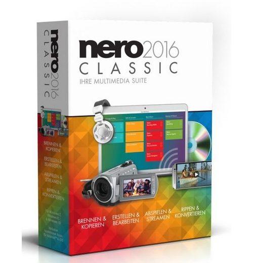 Koch Media PC - Spiel »Nero 2016 Classic«