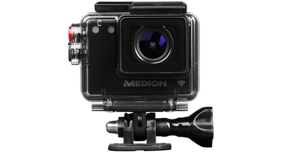 MEDION® WLAN Action Camcorder »LIFE® S47124 (MD 87156)«