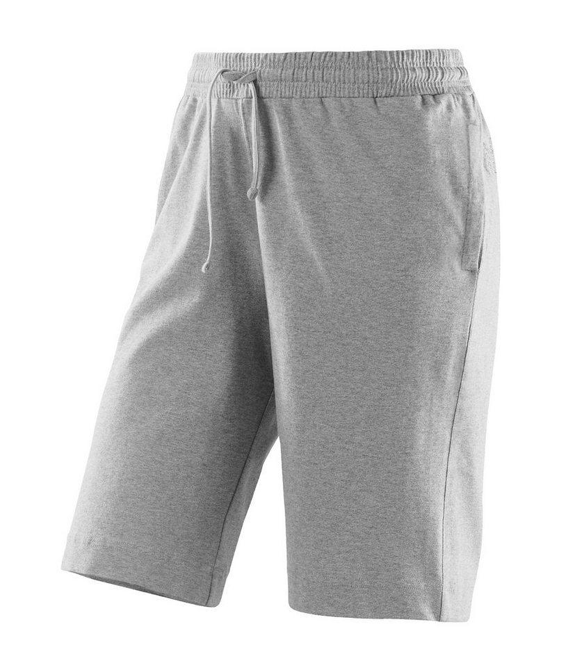 JOY sportswear Kurze Hose »RONALD« in titan mel.
