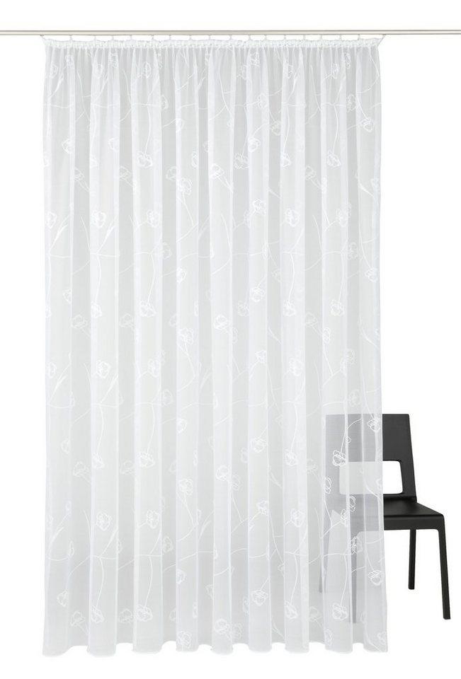 gardine nach ma romanza weckbrodt gardinen smokband. Black Bedroom Furniture Sets. Home Design Ideas