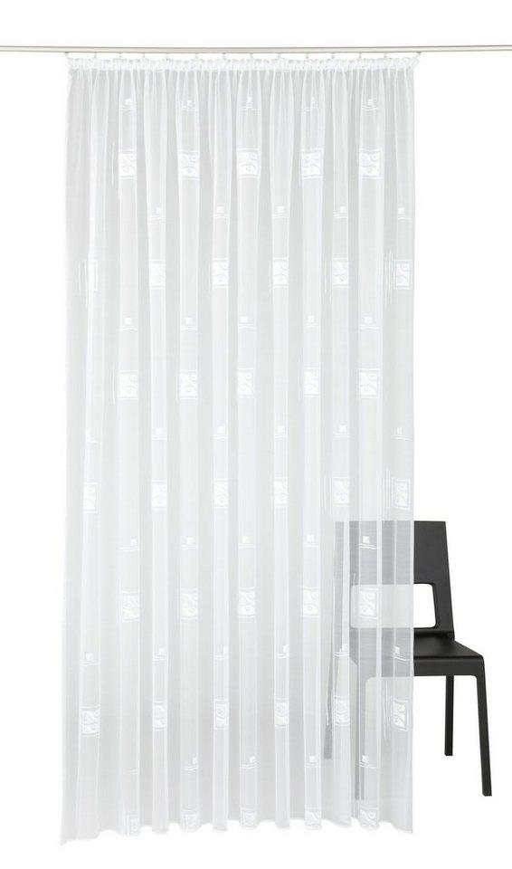 gardine weckbrodt gardinen alexa 1 st ck otto. Black Bedroom Furniture Sets. Home Design Ideas
