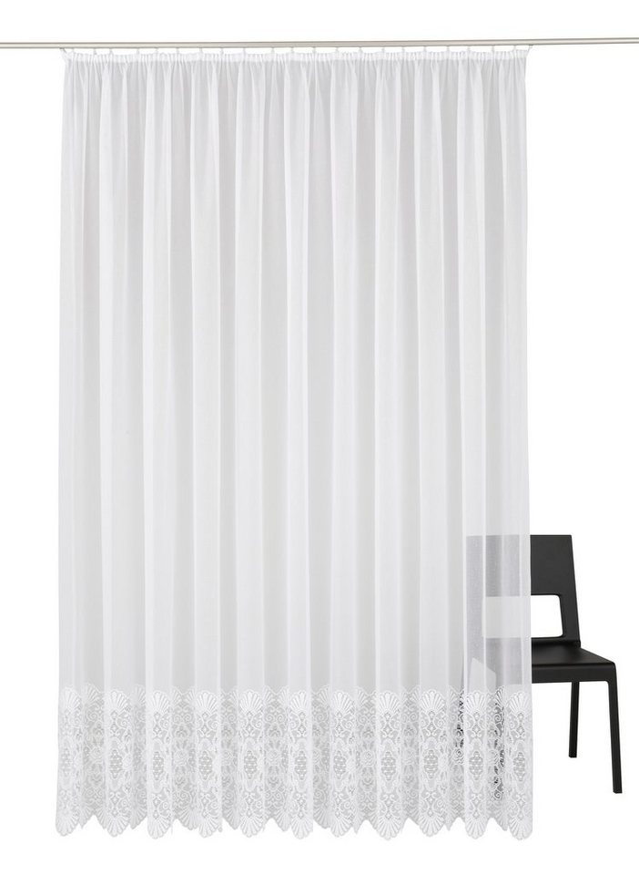 gardine edith vhg kr uselband 1 st ck kaufen otto. Black Bedroom Furniture Sets. Home Design Ideas