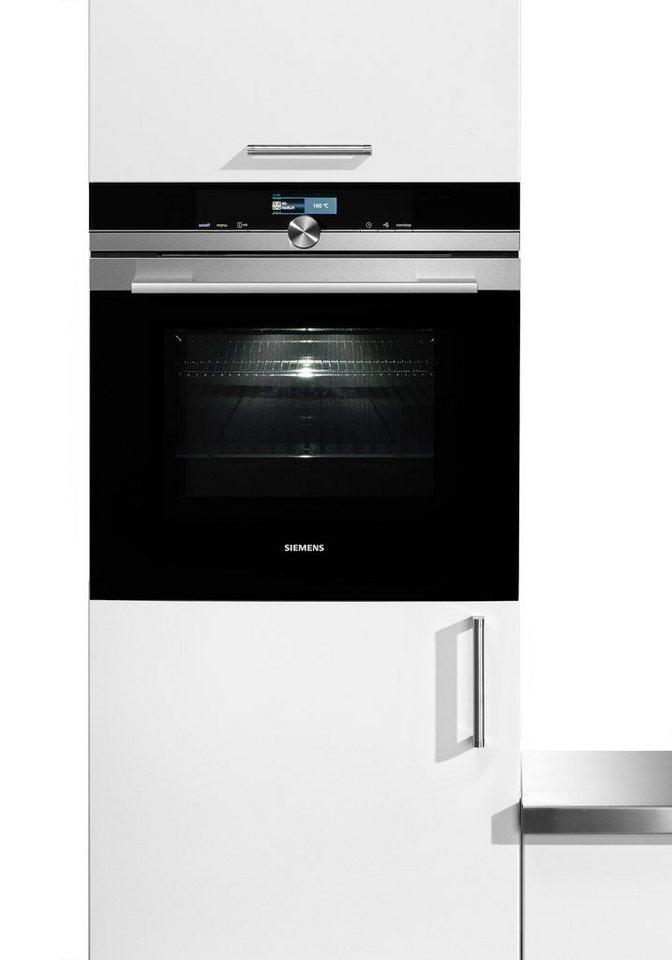 Siemens Backofen Mit Mikrowelle Hm636gns1 Kaufen Otto