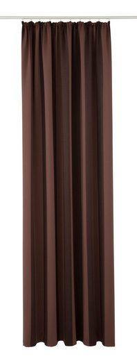 Vorhang nach Maß »Tom«, VHG, Kräuselband (1 Stück), Breite 140 cm