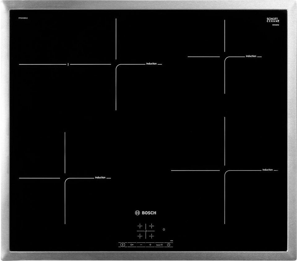 Bosch Glaskeramik Induktions-Kochfeld PIF645BB1E