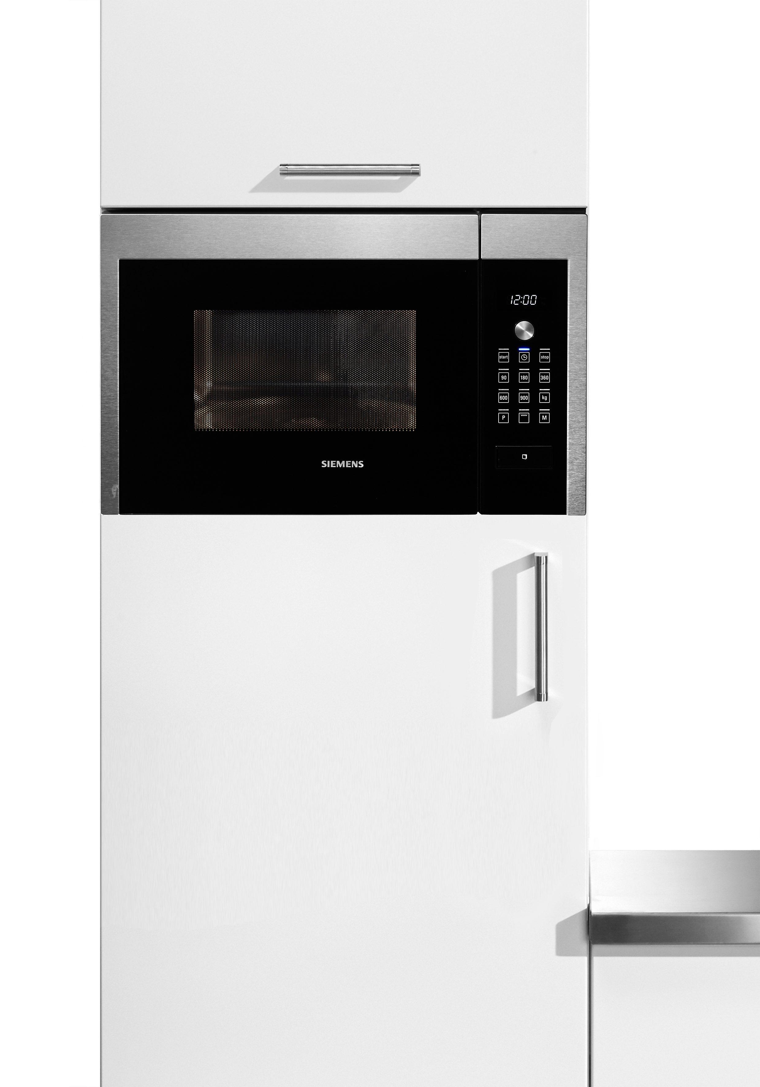 Siemens Mikrowelle HF24G564, mit Grill, 25 Liter, 900 Watt
