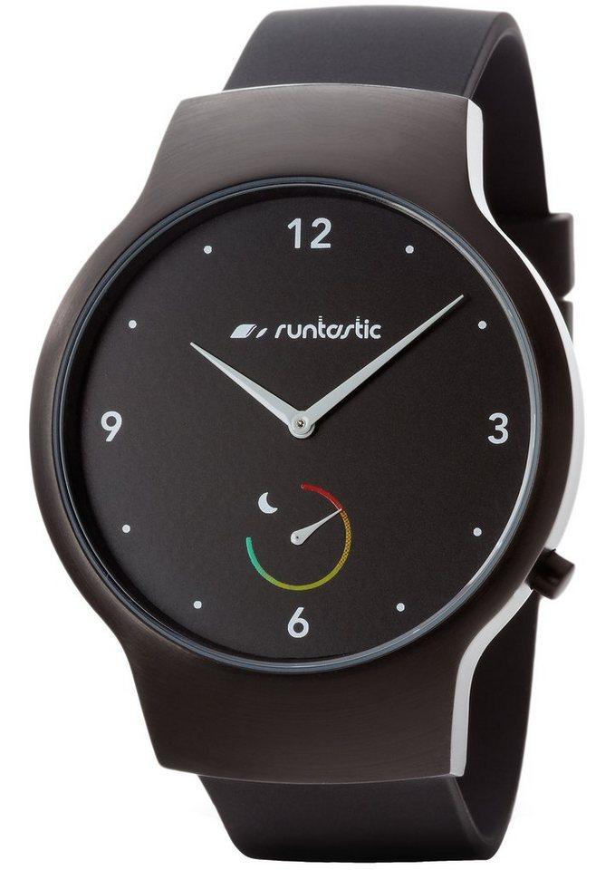 runtastic Activity Tracker, »Moment Basic« in schwarz