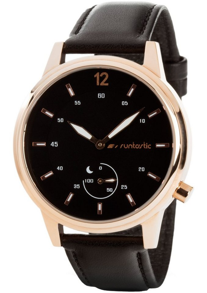 runtastic Activity Tracker, »Moment Classic« in rosefarben
