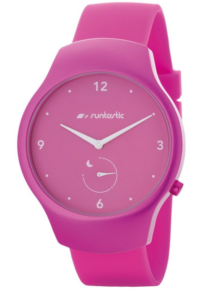 runtastic Activity Tracker, »Moment Fun« in pink