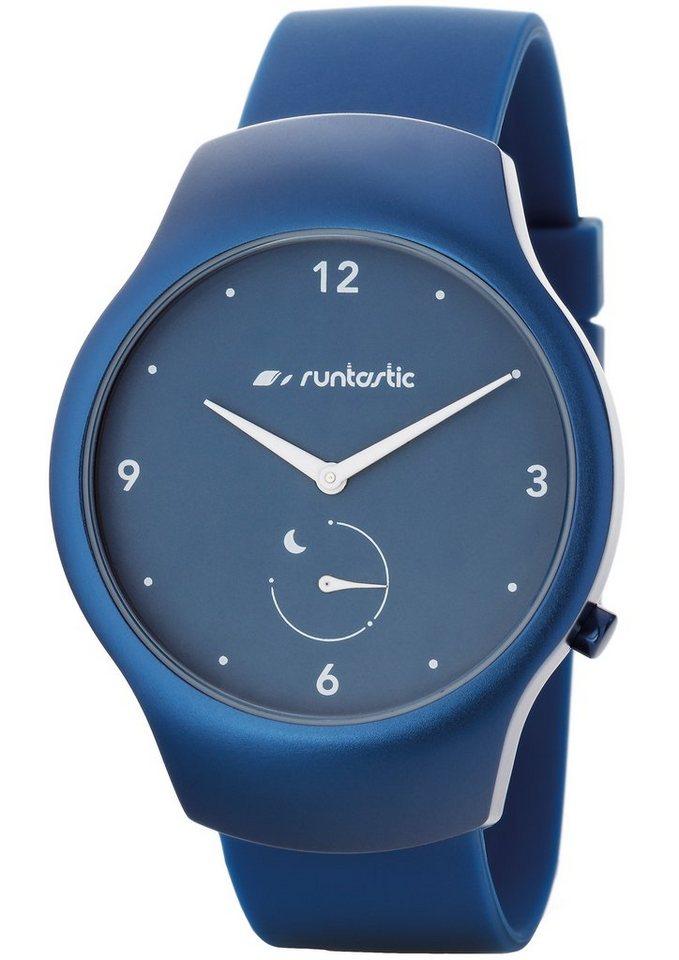 runtastic Activity Tracker, »Moment Fun« in blau
