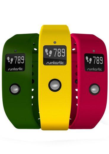Runtastic Activity Tracker »Orbit Armbandset« (Set, mit Armbändern)