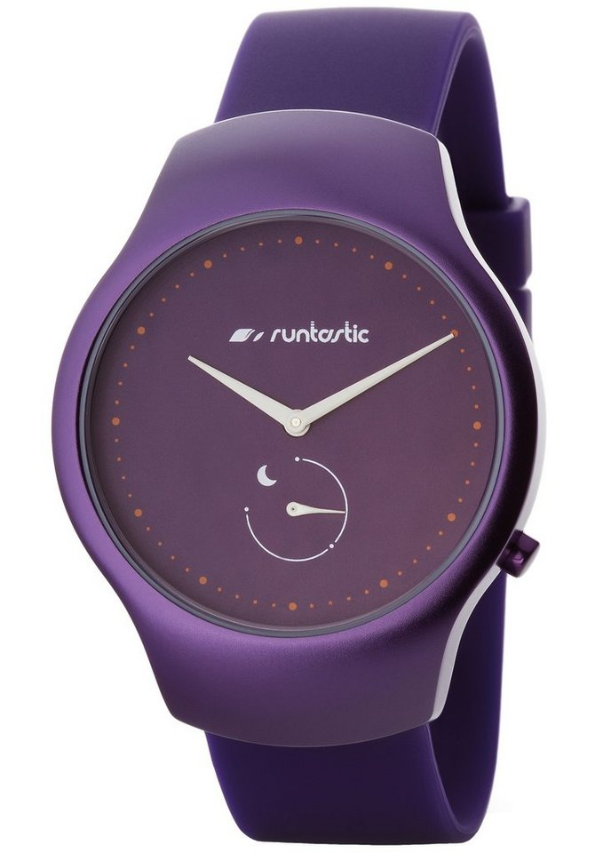 runtastic Activity Tracker, »Moment Fun« in lila
