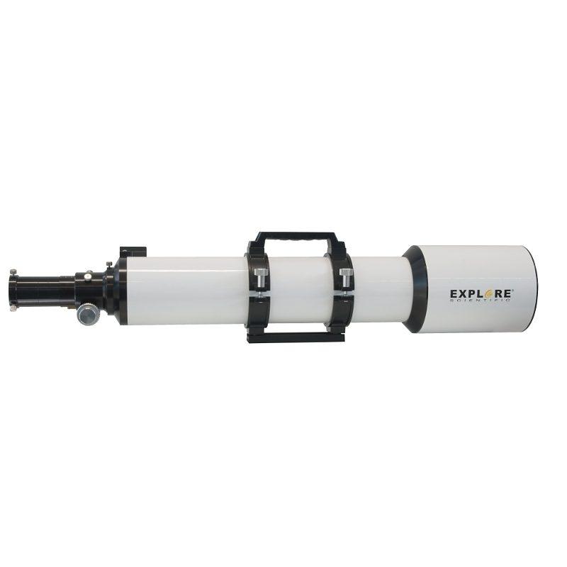 """Bresser Teleskop »ED APO 127mm f/7.5 FCD-1 Alu 2"""" R&P Fokussierer«"""