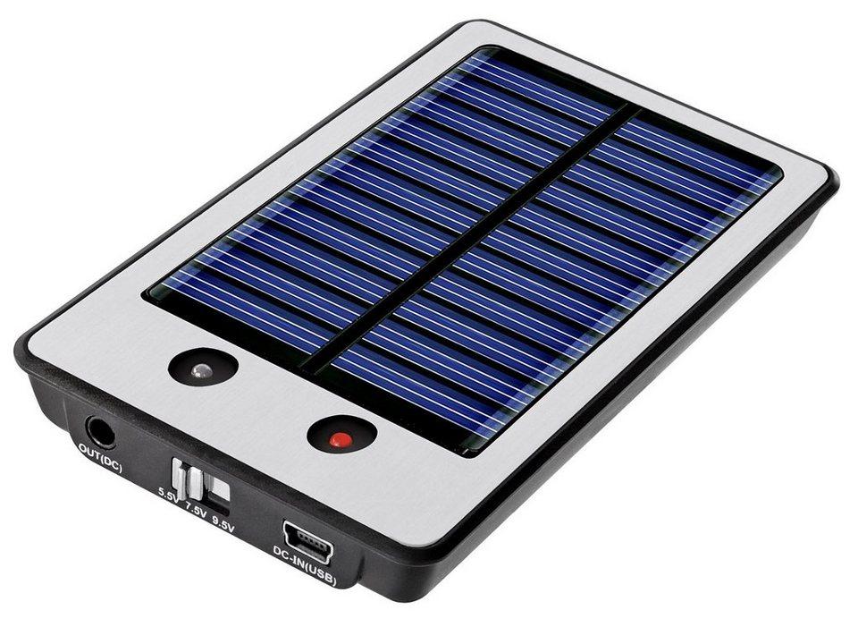 BRESSER Powerbank »BRESSER Solar Power Ladegerät«