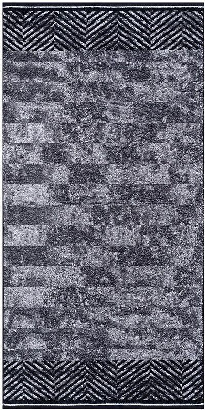 Badetuch, Egeria, »Stagger«, mit diagonalen Streifen