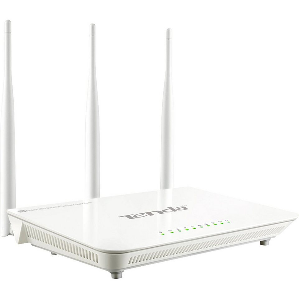 Tenda Router »N80 Dualband-WLAN-Router«