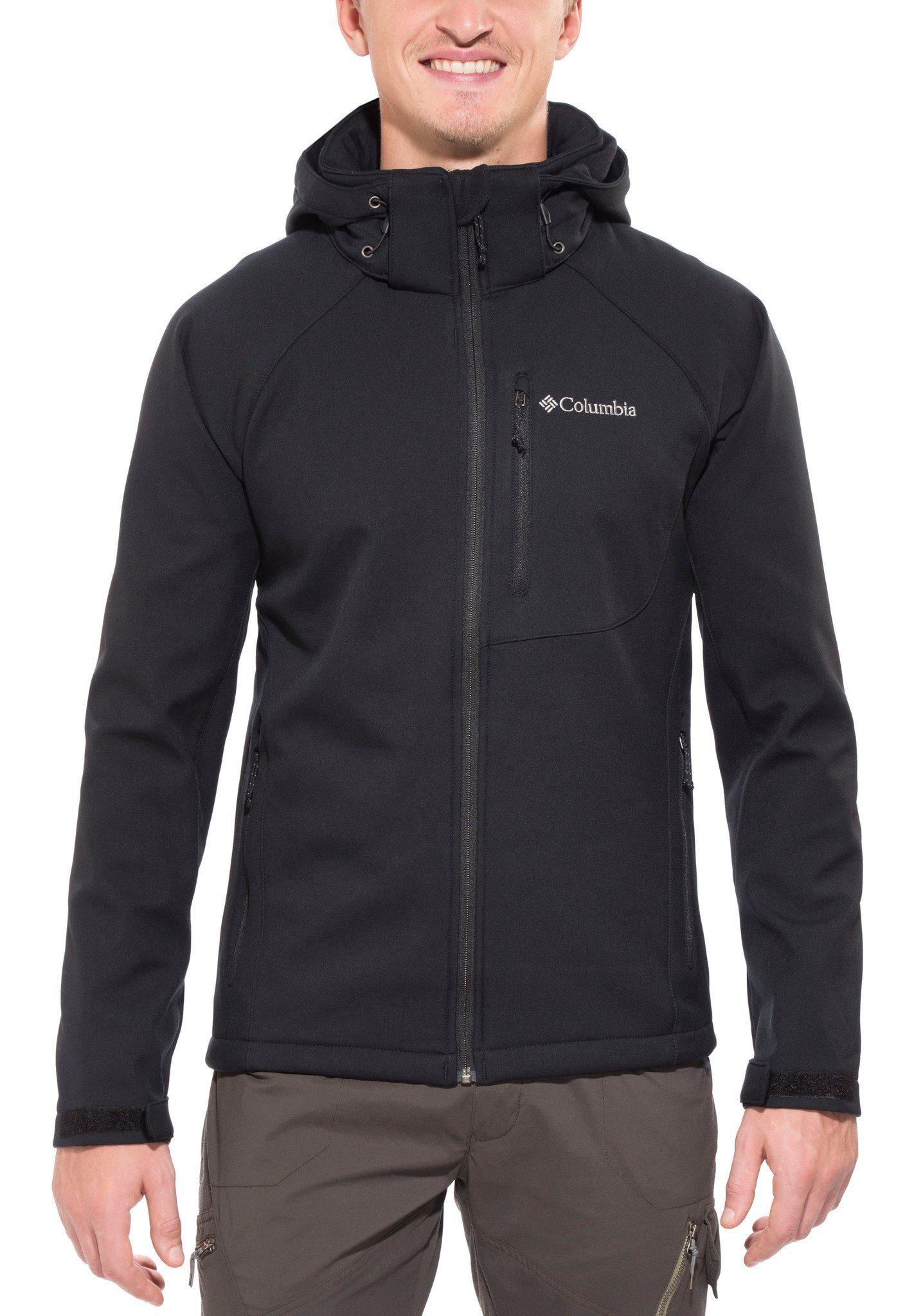 Columbia Outdoorjacke »Cascade Ridge II Softshell Men«