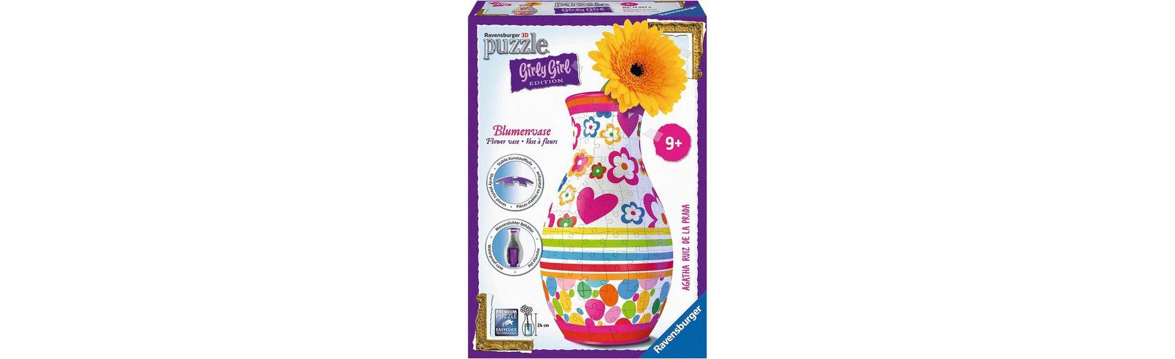 Ravensburger 3-D Puzzle Girly Girl Edition Blumenvase Agatha Ruiz de la P