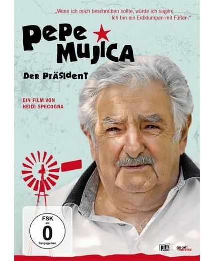 DVD »Pepe Mujica - Der Präsident (OmU)«
