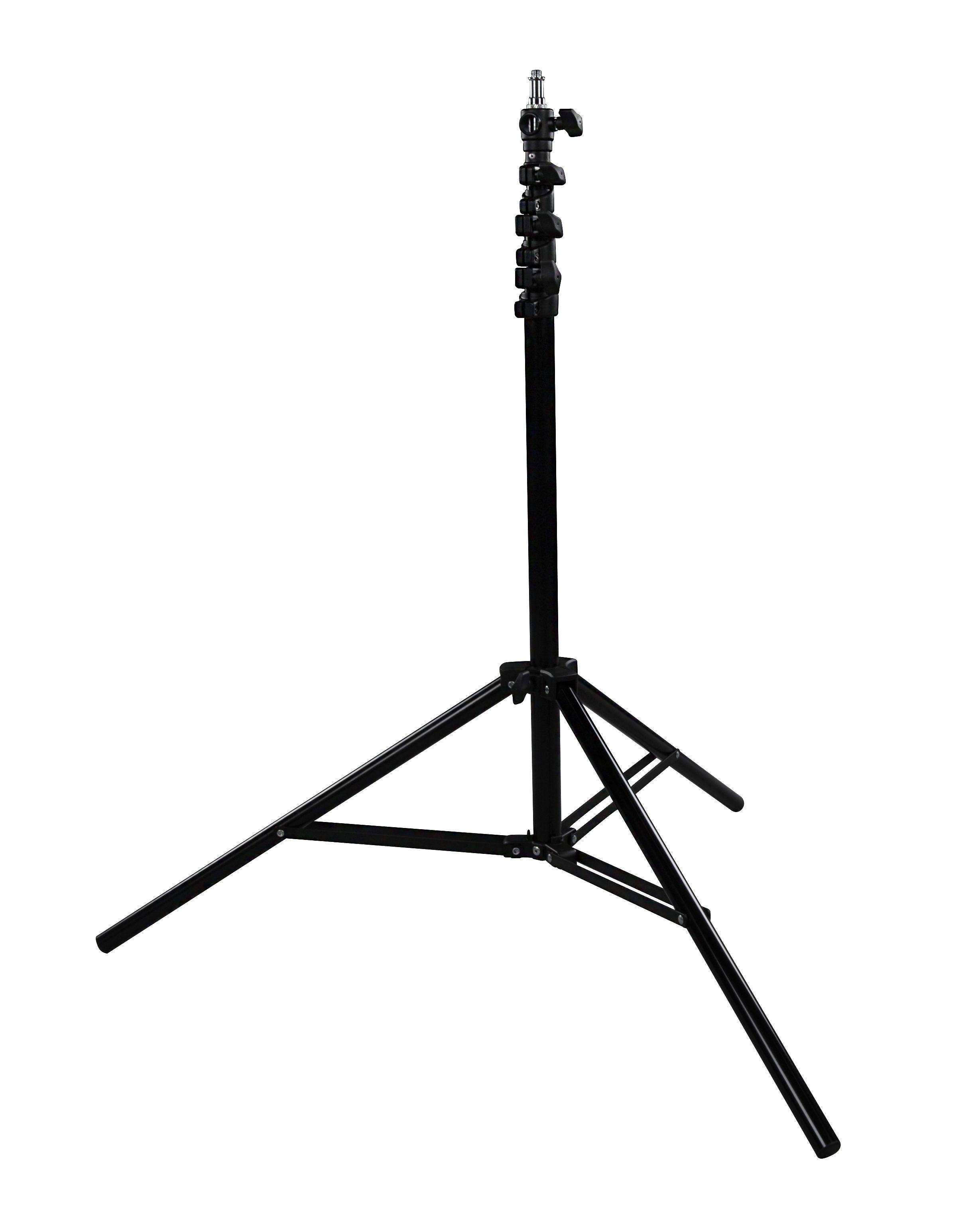 BRESSER Fotostudio »BRESSER D-17 Lampenstativ 380 cm luftgefedert«