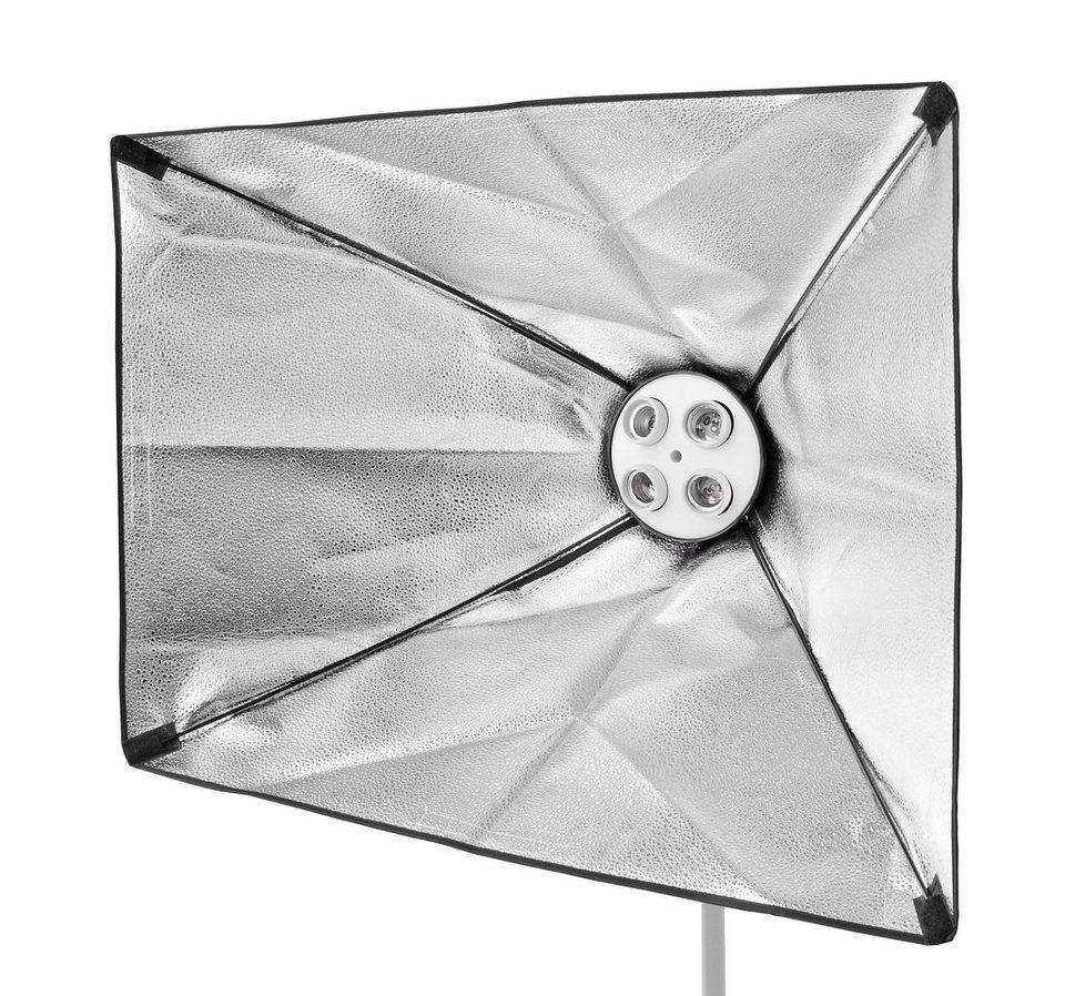 Bresser Fotostudio »BRESSER SS-19 Softbox 60x90 cm für 4 Spirallampen«