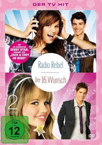 DVD »Radio Rebel / Der 16. Wunsch«