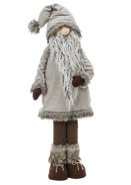 Mailord Collection Dekofigur, »Weihnachtswichtel« in grau, braun