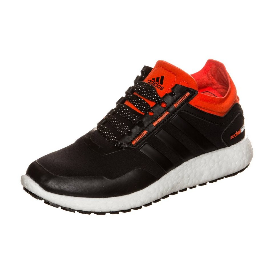 adidas Performance ClimaHeat Rocket Boost Laufschuh Kinder in schwarz / orange
