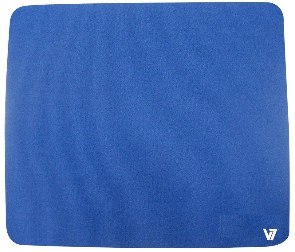 V7 Zubehör »Maus Pad - Blau«