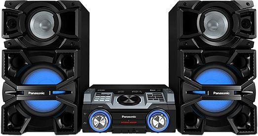 Panasonic SC-MAX4000 Stereoanlage, Juke, Bluetooth, NFC, 2x USB