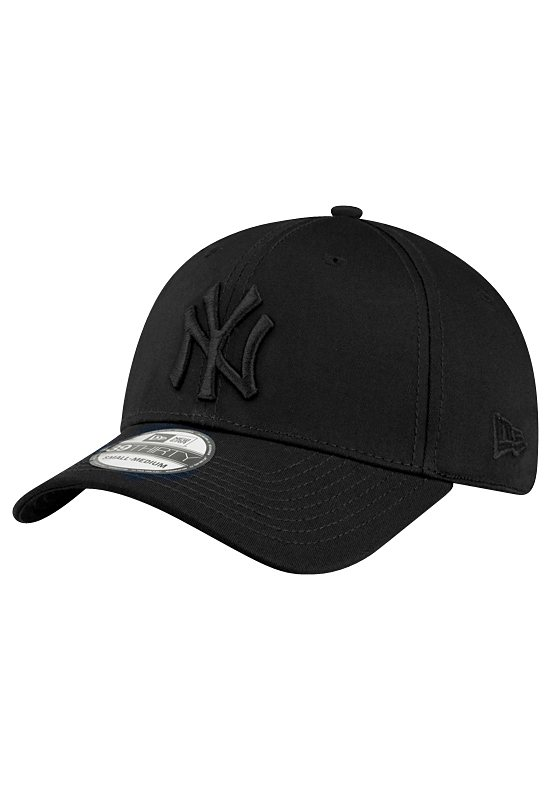 New Era Flex Cap 39Thirty >NewYork Yankees< flexfitted in schwarz