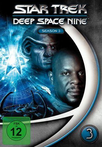 DVD »Star Trek - Deep Space Nine: Season 3 (7 Discs)«
