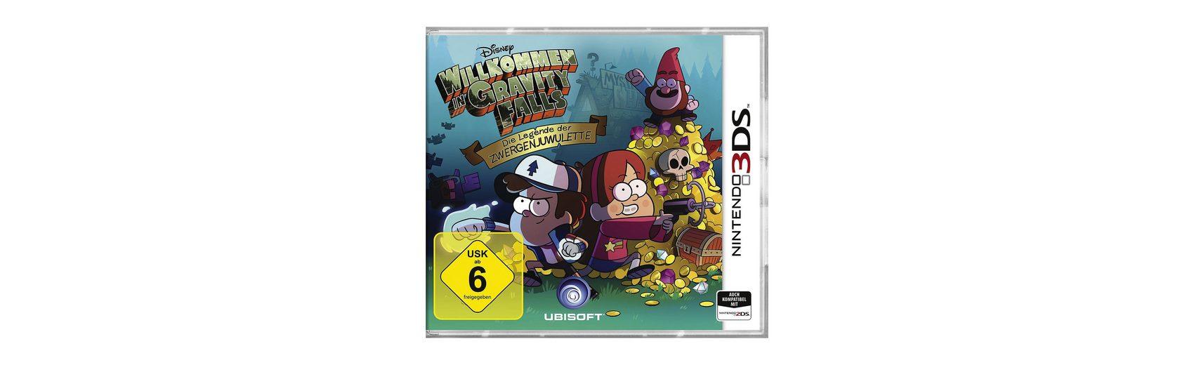 ak tronic 3DS Gravity Falls