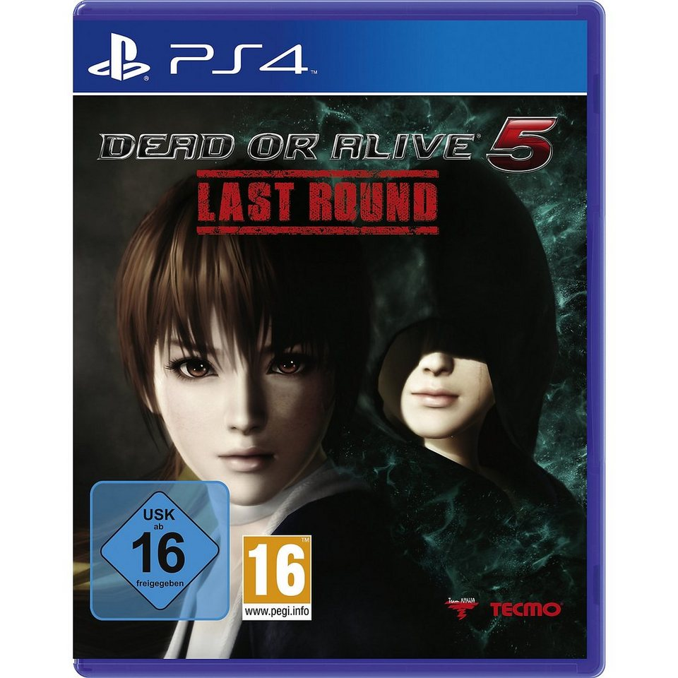 ak tronic PS4 Dead or Alive 5 Last Round