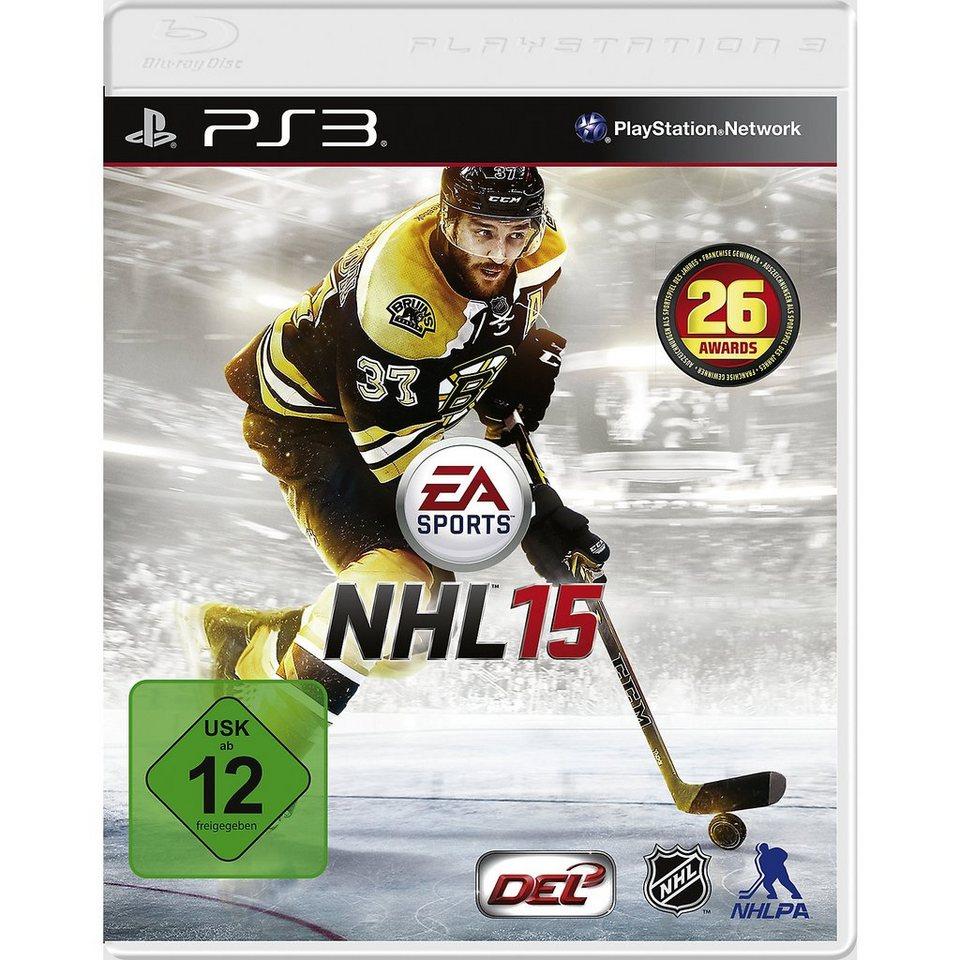 ak tronic PS3 NHL 15