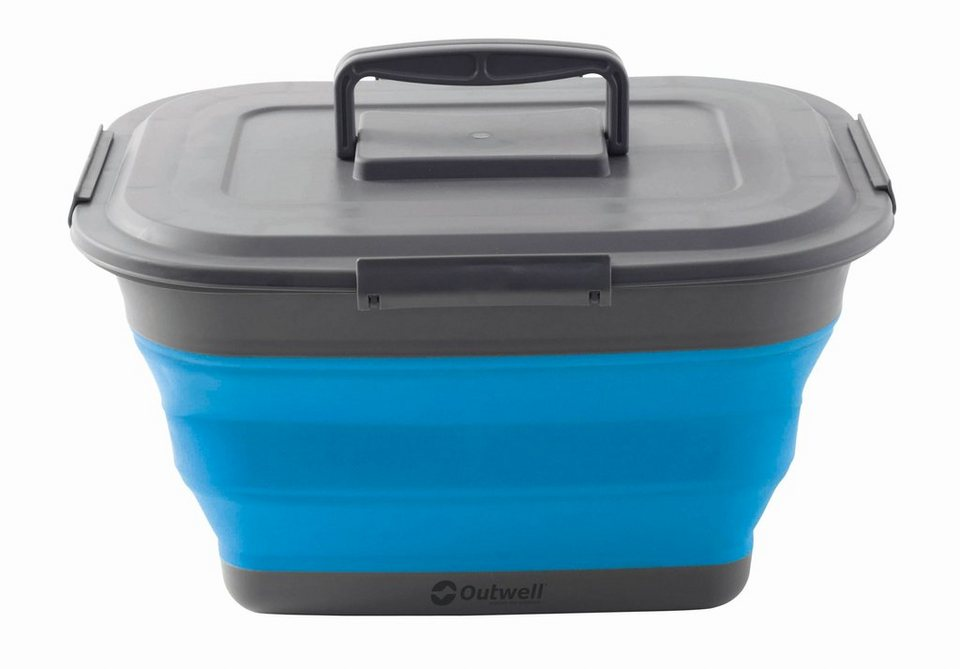 Outwell Campingtruhe & -Kiste »Collaps Storage Box L« in blau