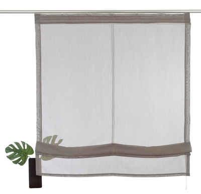 raffrollo 45 cm breit excellent raffrollo mit sen senrollo zoe mit cm cm cm x cm with raffrollo. Black Bedroom Furniture Sets. Home Design Ideas