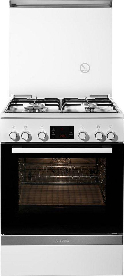 bosch gas standherd hgd745220 a 60 cm breit otto. Black Bedroom Furniture Sets. Home Design Ideas