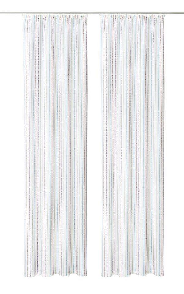 Vorhang, My Home, »Farah« (2 Stück) in multi