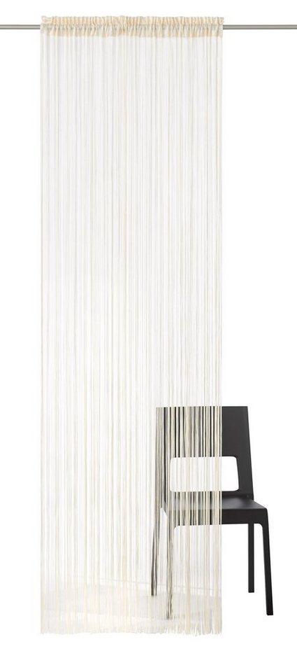 Fadenvorhang »Fao Uni«, my home, Stangendurchzug (1 Stück) online