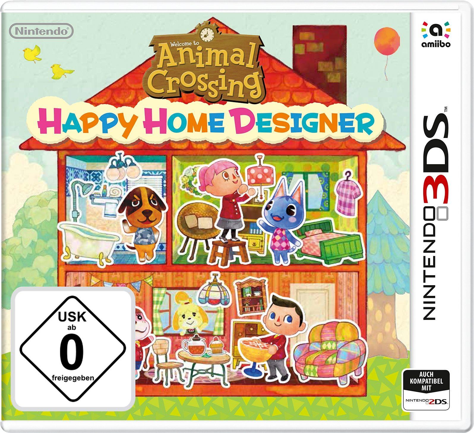 Animal Crossing: Happy Home Designer Nintendo 3DS