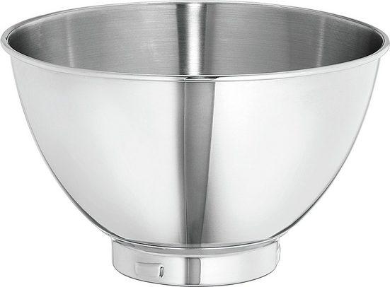 WMF Küchenmaschinenschüssel »Profi Plus«, Edelstahl, 3,6 Liter, Zubehör passend für WMF Profi Plus Küchenmaschine