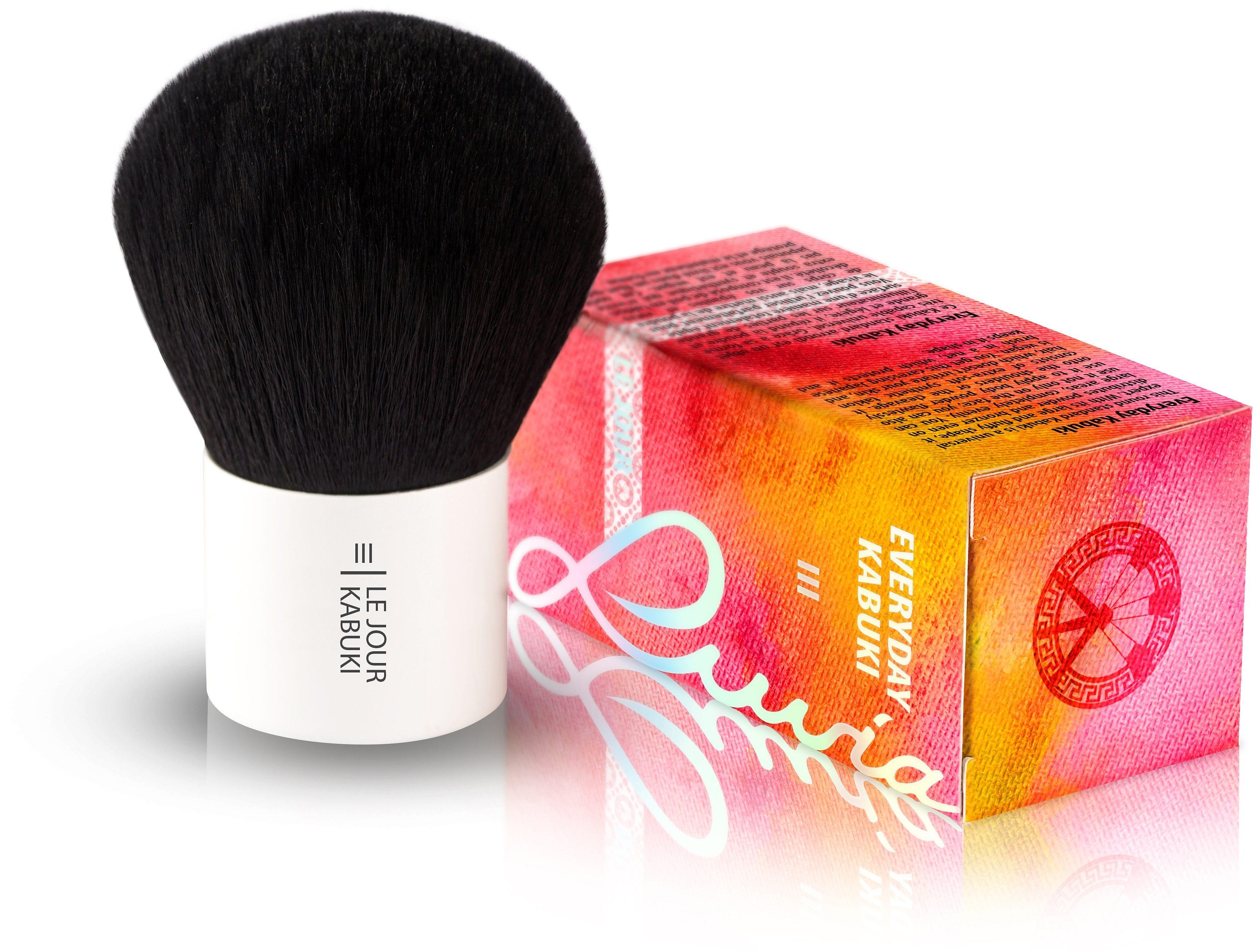 Luvia Cosmetics, »Le Jour - III Everyday Kabuki«, Veganer Kabuki Kosmetikpinsel