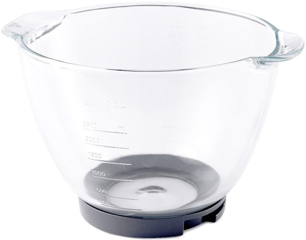 Kenwood Glas-Rührschüssel »Chef Sense KAT550GL«, Zubehör Kenwood Chef Sense Küchenmaschinen