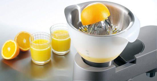 KENWOOD Zitruspresse AT312, Zubehör für Kenwood Küchenmaschinen der Serien Cooking Chef, Titanium, Chef Sense, Premier und Classic.