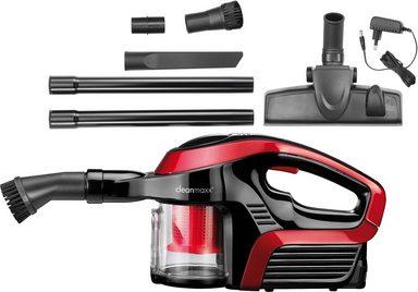 cleanmaxx akku hand und stielstaubsauger sensation 120. Black Bedroom Furniture Sets. Home Design Ideas